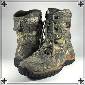 Wolverine Camo Gore-Tex Scentlok Hunting Boots 8.5